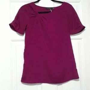 Limited Fushia Colored Blouse